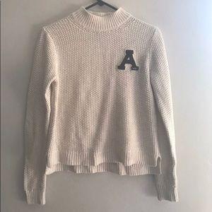 Abercrombie Mock neck sweater